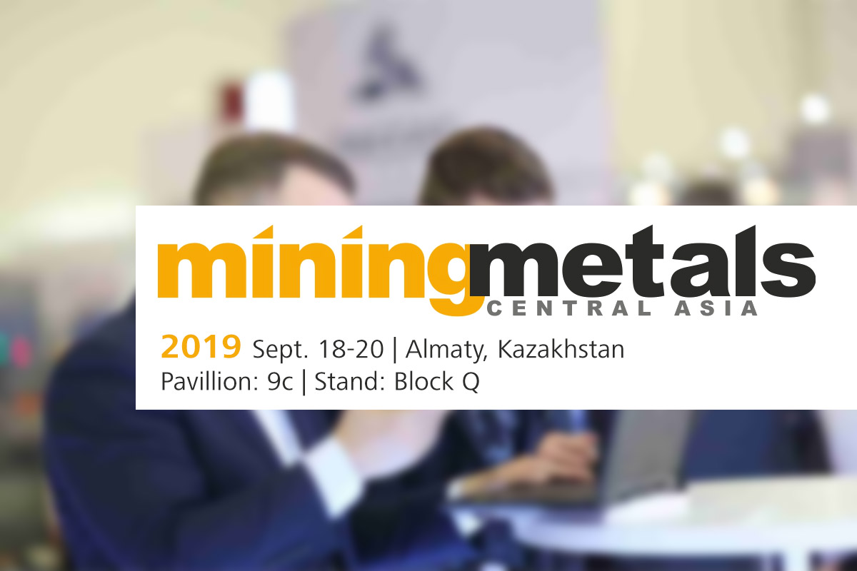 Mining Metals Central Asia 2019 Exhibition