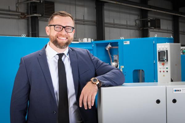 MKS liquid resistance starters - Alex Krekker, President